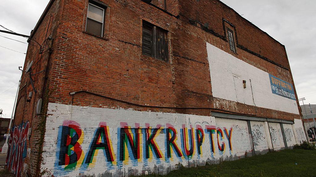столица банкротство