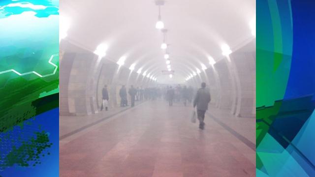 «Всё вдыму»: пассажиры задыхаются вмосковском метро.задымление, метро, Москва, пожары.НТВ.Ru: новости, видео, программы телеканала НТВ