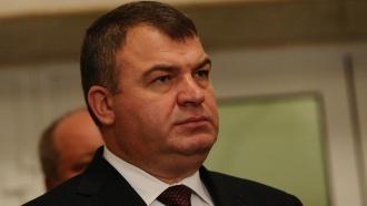 Сердюков начнет изучать материалы уголовного дела против него 17декабря