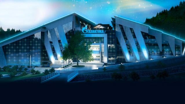 «Газпром» открыл волимпийском Сочи новую «Галактику».Газпром, Олимпиада, Сочи.НТВ.Ru: новости, видео, программы телеканала НТВ