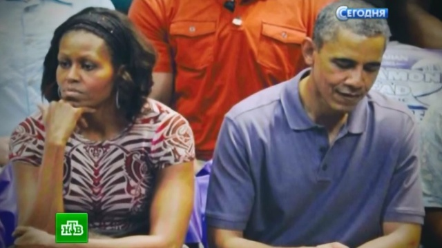 Репортеры узнали про разные спальни Мишель иБарака Обамы.Барак Обама, Мишель Обама, президент, развод, США.НТВ.Ru: новости, видео, программы телеканала НТВ