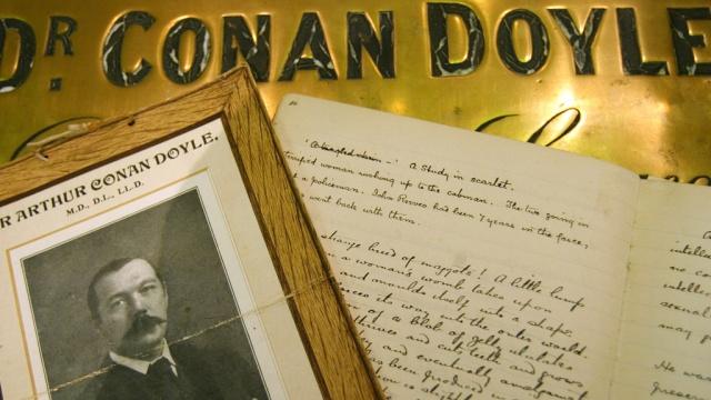 Наследников Конан Дойла лишили выплат за ремейки Шерлока Холмса.авторское право, книги, литература, писатели, США.НТВ.Ru: новости, видео, программы телеканала НТВ
