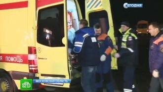 Взрыв троллейбуса разбудил жителей всей округи
