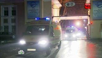 Борт МЧС доставил вМоскву 7пострадавших вволгоградских терактах