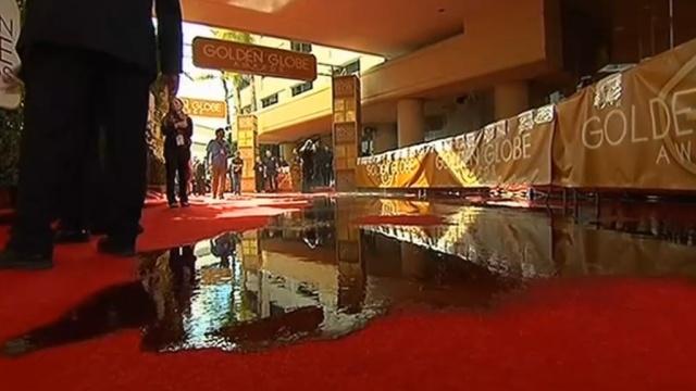 На «Золотом глобусе» затопило красную ковровую дорожку.Золотой глобус, кино, потоп, премии, США, ЧП.НТВ.Ru: новости, видео, программы телеканала НТВ