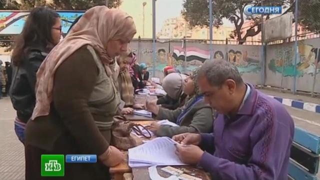 ВЕгипте 11человек погибли, голосуя за новую Конституцию.взрыв, голосование, Египет, Конституция, религия, референдумы.НТВ.Ru: новости, видео, программы телеканала НТВ