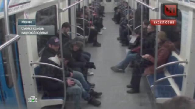 Камера в метро сняла кавказцев, ранивших полицейского.Москва, нападения, ограбления, полицейские, эксклюзив.НТВ.Ru: новости, видео, программы телеканала НТВ