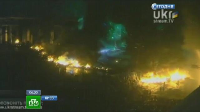Украинская оппозиция выдвинула Януковичу 24-часовой ультиматум.беспорядки, Киев, митинги и протесты, оппозиция, Украина, ультиматум, Янукович.НТВ.Ru: новости, видео, программы телеканала НТВ