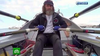 Фёдор Конюхов доволен своей лодкой «Тургояк»