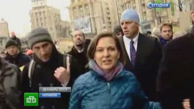 Виктория Нуланд извинилась за нецензурные слова вадрес Евросоюза.Госдеп США, дипломатия, скандалы, США, Украина.НТВ.Ru: новости, видео, программы телеканала НТВ