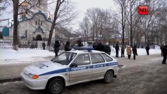Первое видео сместа расстрела прихожан вюжносахалинском храме