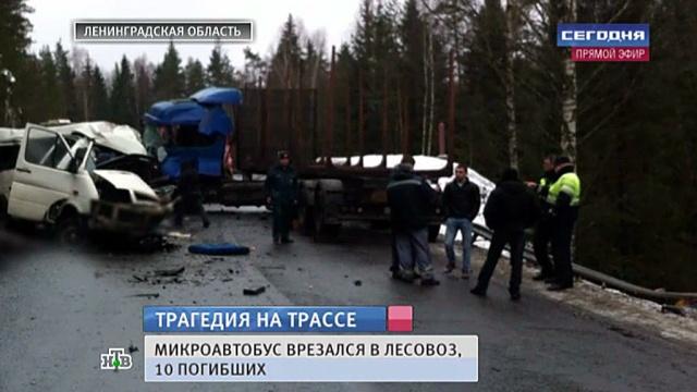 Место страшной аварии на трассе «Скандинавия» не было посыпано гранитной крошкой.автокатастрофы, ДТП, Ленинградская область, туристы, Финляндия.НТВ.Ru: новости, видео, программы телеканала НТВ