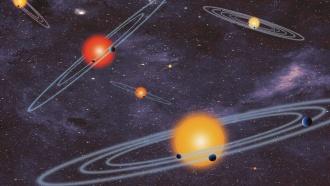 Астрономы нашли за пределами Солнечной системы 715 новых планет