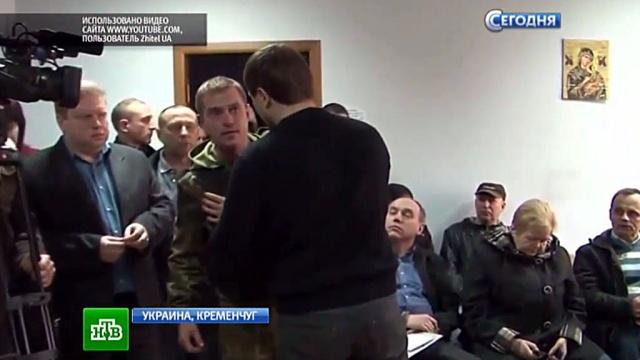 Майдановцы не получили обещанные за беспорядки деньги.беспорядки, Киев, митинги за рубежом, Украина, финансирование.НТВ.Ru: новости, видео, программы телеканала НТВ