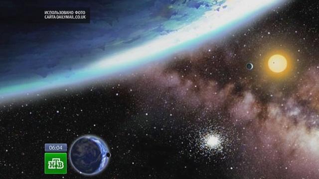 Двойник Земли обнаружен в «зоне жизни» космического пространства.Земля, космос, НАСА, наука, планеты.НТВ.Ru: новости, видео, программы телеканала НТВ