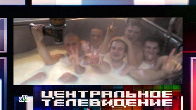 «Суровых сыроваров» уволили после скандальной фотосессии на омском заводе.завод, молоко, Омск, продукты, скандалы, увольнения, эксклюзив.НТВ.Ru: новости, видео, программы телеканала НТВ