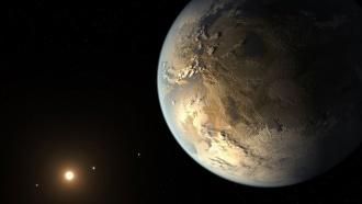 Потенциально обитаемую планету нашли ученые внашей галактике