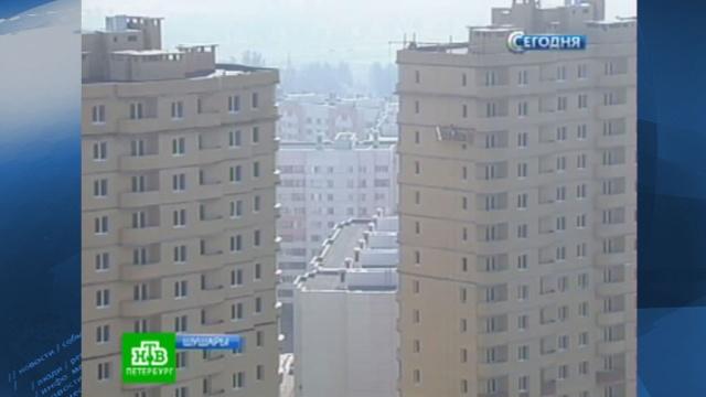 Строительный хаос в Шушарах остановили введением моратория.Санкт-Петербург, Смольный, строительство.НТВ.Ru: новости, видео, программы телеканала НТВ