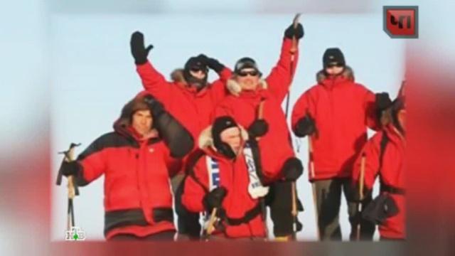 Самолет отправился на Северный полюс за закованными во льдах Астаховым идетьми.Астахов, Северный полюс, эвакуация, экспедиции.НТВ.Ru: новости, видео, программы телеканала НТВ