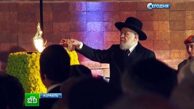 Жизнь вИзраиле остановилась на две минуты впамять ожертвах холокоста.Вторая мировая война, евреи, Израиль, история, память, фашизм, холокост.НТВ.Ru: новости, видео, программы телеканала НТВ