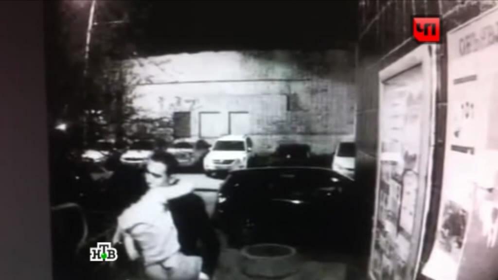 Секс попавший под камеры видеонаблюдения #15