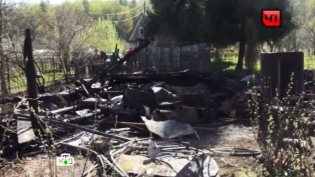 ВНижегородской области семья из четырех человек сгорела вдоме.Нижегородская область, пожары, семья.НТВ.Ru: новости, видео, программы телеканала НТВ
