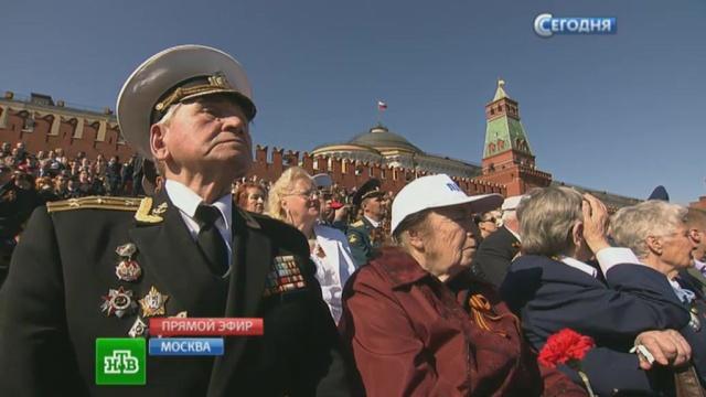 Путин: 9 Мая есть и будет нашим главным праздником.Красная площадь, парад Победы, День Победы, Путин, Великая Отечественная война, история, военные.НТВ.Ru: новости, видео, программы телеканала НТВ