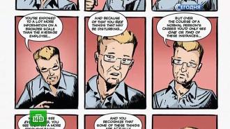 Долгожданные комиксы про Сноудена готовятся взорвать книжный рынок США