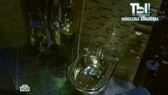 «Взрыв мозга»: Бари Алибасов показал свой золотой унитаз иэротическую спальню