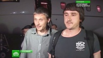 На Украине надзиратели угрожали российским журналистам расстрелом