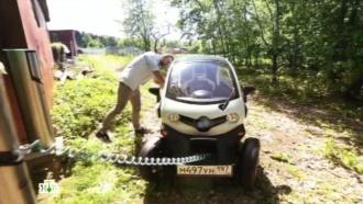 Американские электромобили начали осваиваться на российских дорогах