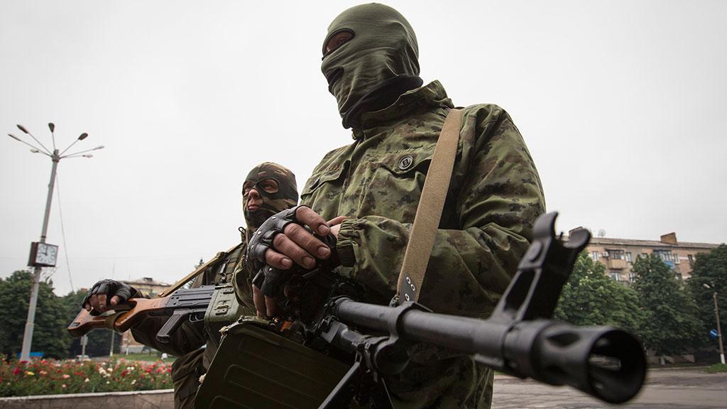 Спецслужба затримала колишнього учасника терористичної організації «ЛНР»