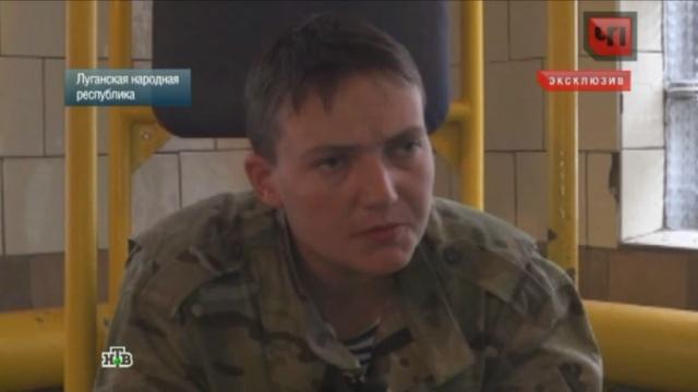 Женщина-снайпер рассказал онападении на российских журналистов.вооруженный конфликт, задержание, Луганск, эксклюзив.НТВ.Ru: новости, видео, программы телеканала НТВ