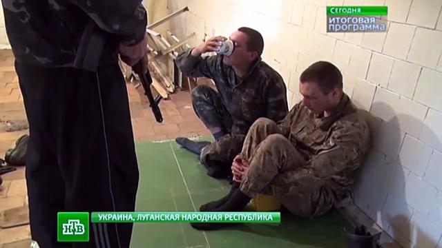 Бизнес на смерти: украинские военные просили выкуп за погибших ополченцев в долларах.ЛНР, Луганск, Украина, вооруженный конфликт.НТВ.Ru: новости, видео, программы телеканала НТВ