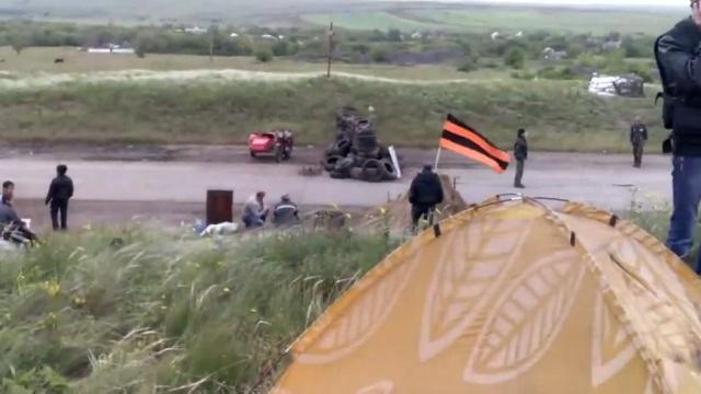 ЛНР: пограничный пункт «Изварино» находится под контролем ополченцев.ЛНР, пограничный пункт, Украина.НТВ.Ru: новости, видео, программы телеканала НТВ