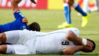 Укус Суареса принес солидный выигрыш футбольному фанату
