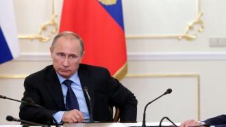 Путин дал час на анализ ситуации, связанной сотменой пуска «Ангары»