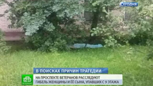 Шагнувшая из окна петербурженка лечилась от шизофрении.дети, падения, самоубийства, Санкт-Петербург.НТВ.Ru: новости, видео, программы телеканала НТВ