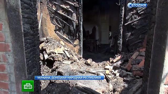 После жестокой бомбежки Луганска в Киеве заявили о подготовке гуманитарного коридора.ДНР, ЛНР, Луганск, Славянск, Украина, войны и вооруженные конфликты.НТВ.Ru: новости, видео, программы телеканала НТВ
