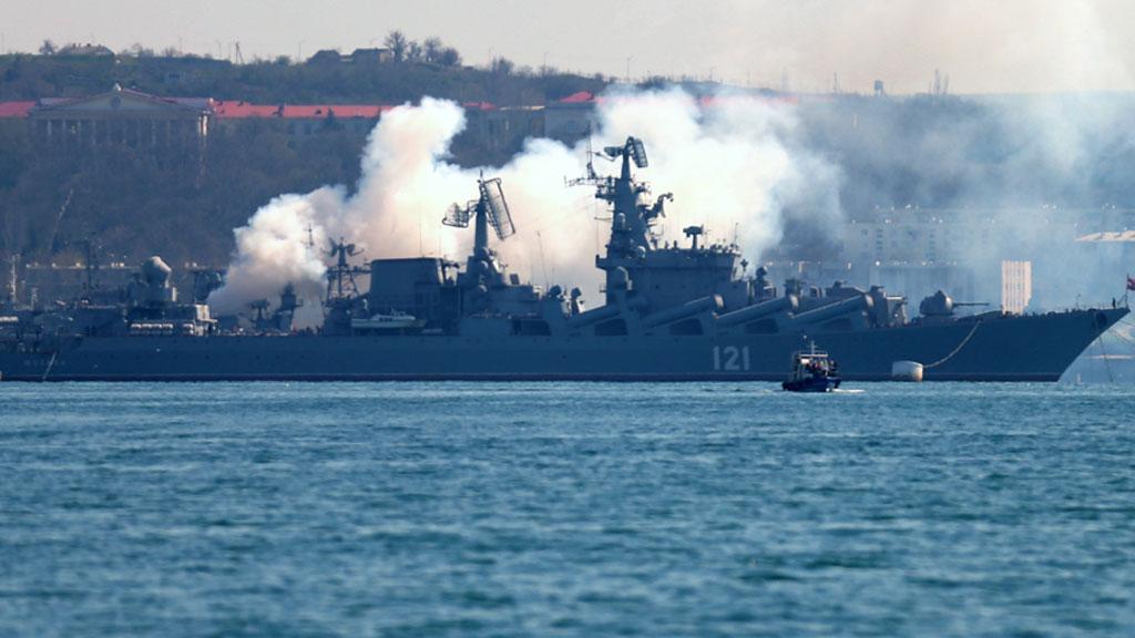Военные корабли, самолеты и вертолеты начали учения в ...
