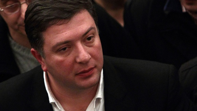 Задержание экс-мэра Тбилиси сопровождалось дракой уздания суда.аресты, драки, мэр, суды, Тбилиси.НТВ.Ru: новости, видео, программы телеканала НТВ