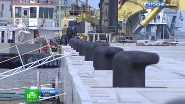 Порт вБронке обретает энергетическую независимость.инвестиции, корабли и суда, Ленинградская область, министры, транспорт, энергетика.НТВ.Ru: новости, видео, программы телеканала НТВ