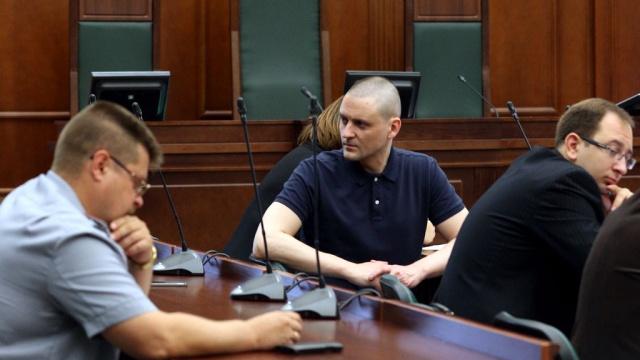 Развозжаев иУдальцов услышат приговор 24июля.оппозиция, приговоры, Развозжаев, суды, Удальцов.НТВ.Ru: новости, видео, программы телеканала НТВ