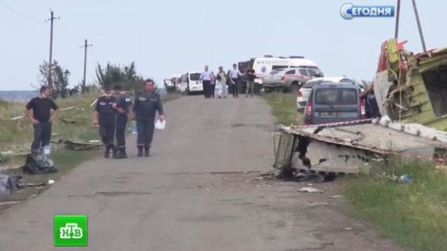 Ополченцы заявили, что нашли технические детали разбившегося лайнера.Boeing, авиационные катастрофы и происшествия, Донецкая область, самолеты, Украина.НТВ.Ru: новости, видео, программы телеканала НТВ