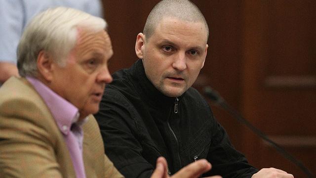 Удальцов пожаловался на «политическую расправу» иобъявил голодовку.беспорядки, голодовки, оппозиция, приговоры, суды, Удальцов.НТВ.Ru: новости, видео, программы телеканала НТВ