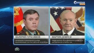 Россия предостерегла НАТО от приближения к своим границам