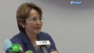 Оксана Дмитриева просит ФСБ проверить статьи про нее, размещенные в Интернете