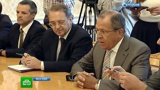 Россия готова помочь палестинцам помириться с Израилем