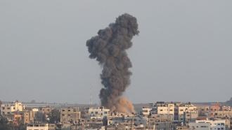 Не менее трех человек погибли в результате израильских авиаударов по Газе