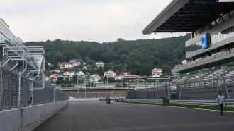 «Потрясающая трасса»: сочинский автодром получил лицензию на проведение этапа <nobr>«Формулы-1</nobr>»